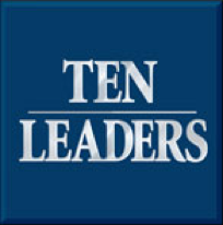 ten leaders badge